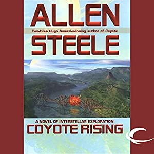 Coyote Rising Audiobook