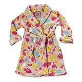 Carters Watch The Wear - Girls Spatter Paint Robe, Pink, Multi 24209-10/12