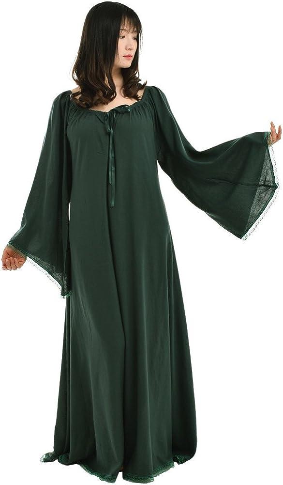 Jade Beauty Gothic Renaissance Adult Costume Standard