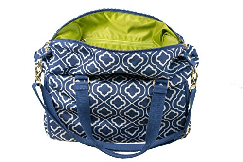 Sarah Wells Lizzy Breast Pump Bag (Navy) by Sarah Wells (Image #1)