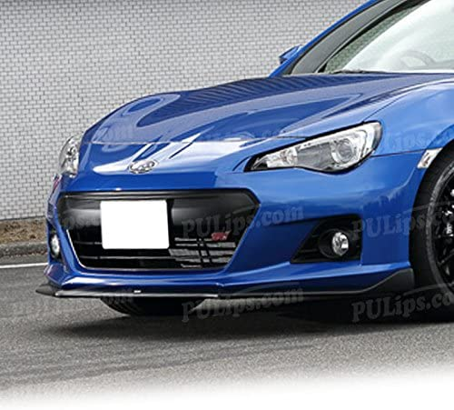SUBR13TSFAD tS Style Front Bumper Lip For Subaru BRZ 2013-2015 PULips
