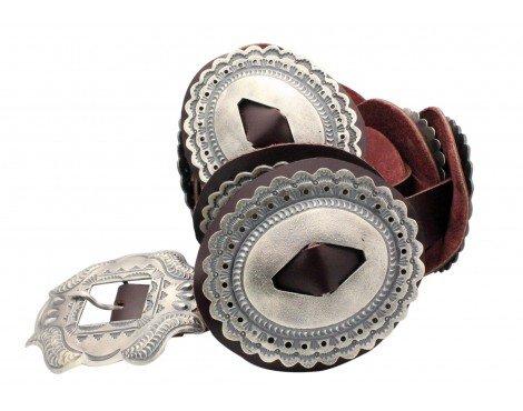Hemerson Brown, Phase One Concho Belt, Sterling Silver, Navajo Handmade, ()