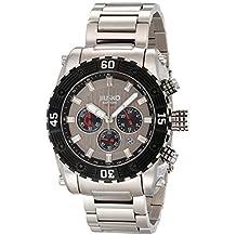 Jiusko Men's 52LSB03 Deep Sea Series Analog Display Quartz Silver Watch