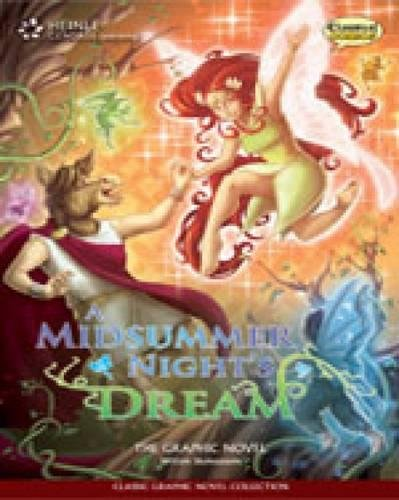 A Midsummer Night's Dream: Classic Graphic Novel Collection (Classic Graphic Novels) pdf epub
