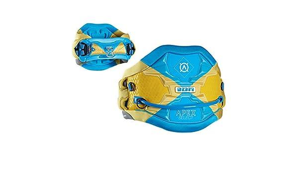 Arnés para kitesurf ION Apex Select de 2015, color azul azul Talla ...