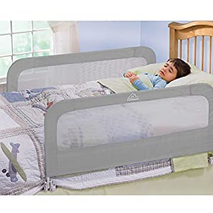 Summer Infant Home Safe Silver Night Double Rail