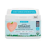 The Honest Co. Organic Non-GMO Premium Infant Formula with Iron & Prebiotics for Immune Support, 21 Ounce