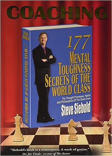 Coaching Mental Toughness: Steve Siebold: 9780975500323