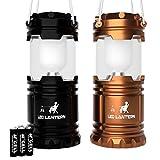 MalloMe LED Camping Lantern Flashlights - Backpacking & Camping Equipment ...