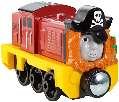 [Fisher-Price Thomas The Train Take-N-Play Pirate Salty Train] (Costumes Gallery In Stock)
