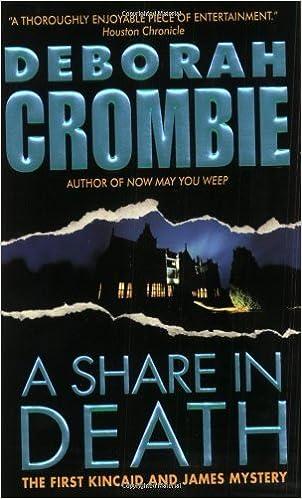 A Share in Death (Duncan Kincaid/Gemma James Novels) [Mass Market]