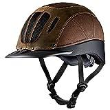 Troxel Sierra Helmet, Brown, Medium