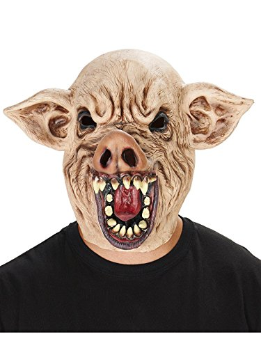 Dream Weavers Costumers Wild Boar Adult mask -