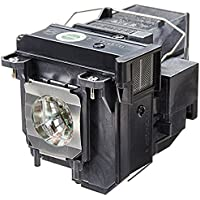Amazing Lamps ELPLP71 / V13H010L71 Replacement Lamp in Housing for Epson Projectors
