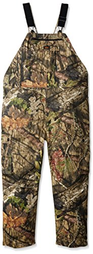 - Walls Men's Unlined Bib Overall, Mossy Oak Breakup Country, 2X