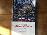 img - for Writing in the Social Sciences: English 202A (Penn State University) book / textbook / text book