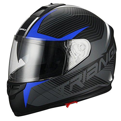 Dual Visor Motorcycle Helmet - 6