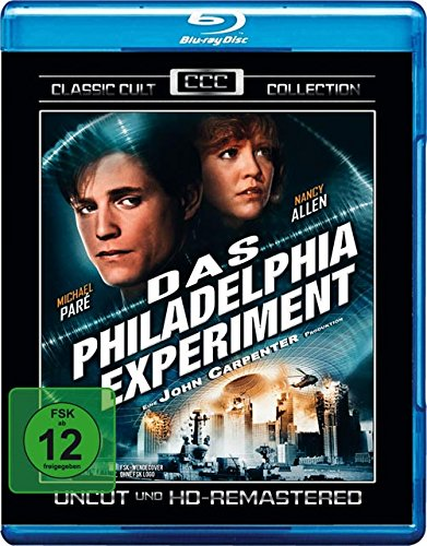 The Philadelphia Experiment [ Blu-Ray, Reg.A/B/C Import - Germany ]