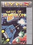 Gates of Zendocon Game for Atari Lynx