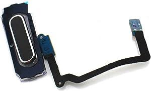 Home Button Menu Key Flex Cable for Samsung Galaxy S5 G900a G900t G900v G900 (Black)