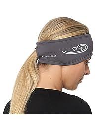 TrailHeads Women's Power Ponytail Headband - 6 color options