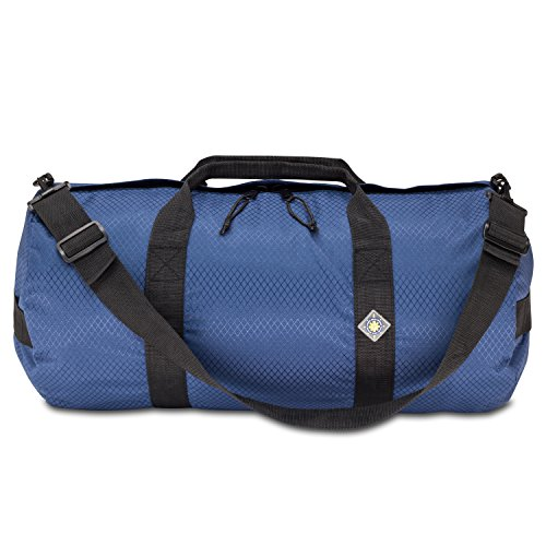 Northstar 1050 HD Tuff Cloth Diamond Ripstop Series Gear Duffle Bag , 12 x 24-Inch