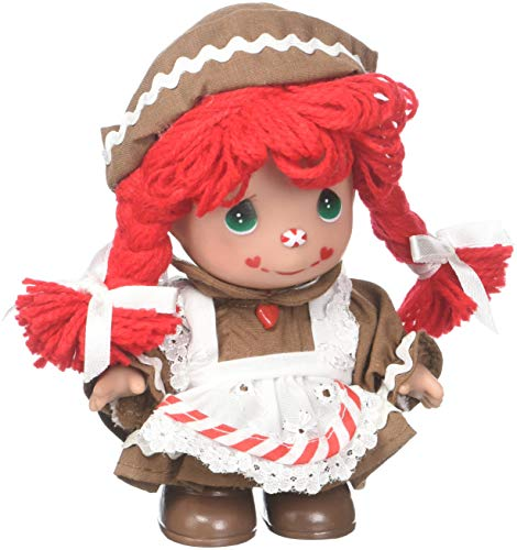 """Precious Moments Mini Moments Nothing as Sweet Girl Doll, 5"""""""