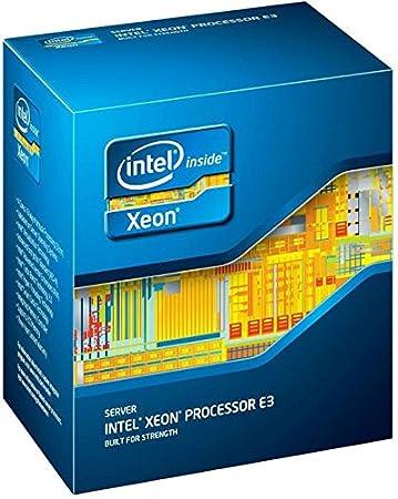 Intel Xeon E3-1230V2 - Procesador (Intel Xeon E3 v2, 3,3 GHz, Socket H2 (LGA 1155), 32 GB, DDR3-SDRAM, 1333, 1600 MHz): Amazon.es: Informática