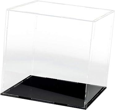 Sharplace Acrílico Caja Exhibidor Transparente Vitrina para ...