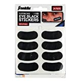 Franklin Sports Eye Black Stickers - Customizable with White Pencil
