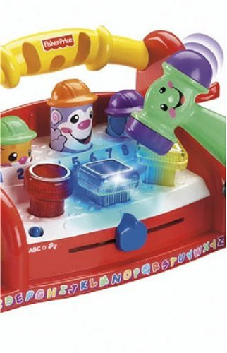 Fisher-Price Laugh & Learning Toolbench by Fisher-Price (Image #2)