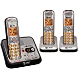 ATT ATTEL52300 DECT 6.0 THREE-HANDSET CORDLESS PHONE WITH DIGITAL ANSWERING SYSTEM, Office Central