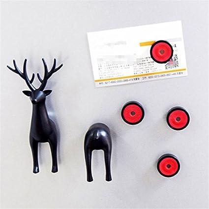 Buy Lepakshi Multifunction Animal Sika Deer Fridge Magnet Set