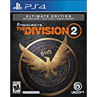Tom Clancy's The Division 2 Ultimate Edition - PS4...