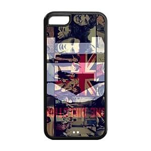 Customize One Direction Zayn Malik Liam Payn Niall Horan Louis Tomlinson Harry Styles Case for iphone5C JN5C-1465 by icecream design