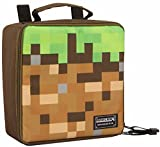 #5: Minecraft Dirt Block Insulated Lunch Bag