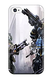 Fashion Design Hard Case Cover/ CttRqnt18969LpmSh Protector For Iphone 4/4s