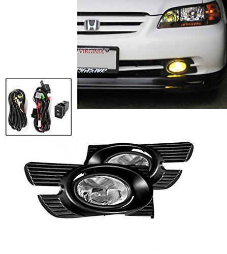 fog light for honda accord - 9