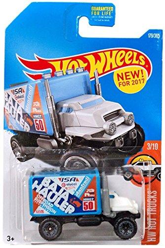 Baja Hauler 2019 Hot Wheels Hw Art Cars 3//10 Orange