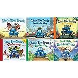 Little Blue Truck Book Set