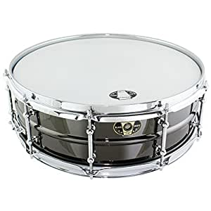 ludwig 5x15 black magic snare drum musical instruments. Black Bedroom Furniture Sets. Home Design Ideas