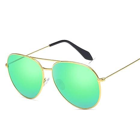 Gafas de Sol para Hombre Gafas de Sol polarizadas de Metal ...