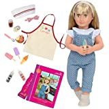 "Our Generation Dolls Our Generation-Lorelei-18"" Deluxe Doll with Book"