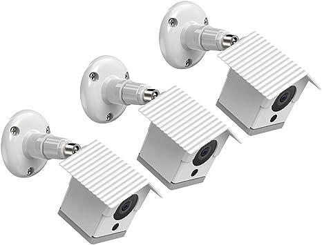 Cubierta protectora resistente a la intemperie Montaje De Seguridad Para Wyze /& iSmart alarma Spot Cams