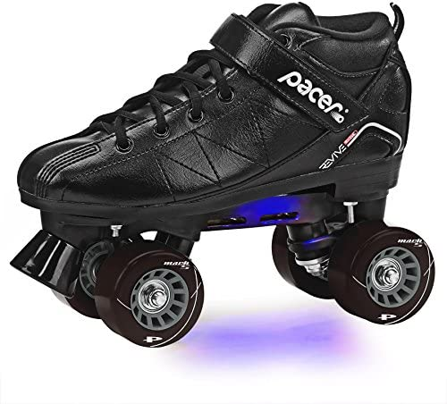 Pacer Revive Light-Up Roller Skates