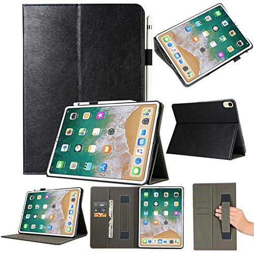 Easter's Best Gift !!! Cathy Clara New for iPad Pro 11'' 2018 Release Folio Leather Wallet Card Stand Case Cover Holder Tablet Computer Accessories from Cathy Clara_Tablet