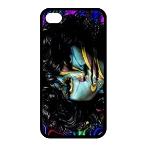 Custom Jim Morrison Back Cover Case for iphone 4,4S Designed by HnW Accessories by mcsharks