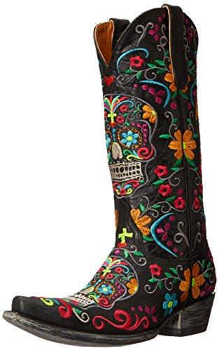 Sugar Floral Boots - 5