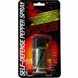 Cheap Vexor Self Defense Pepper Spray for Women and Men, ¾ Ounce Micro-Spin Spray with Key Chain Ring and Clip Holster for Quick-Release Protection (Gray) – ZARC International