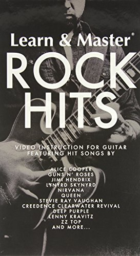 Learn & Master Rock Hits for Guitar by Hal Leonard